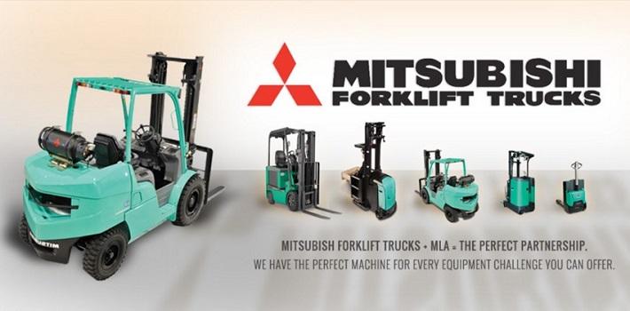 Đại lý độc quyền phân phối xe nâng Mitsubishi tại Việt Nam