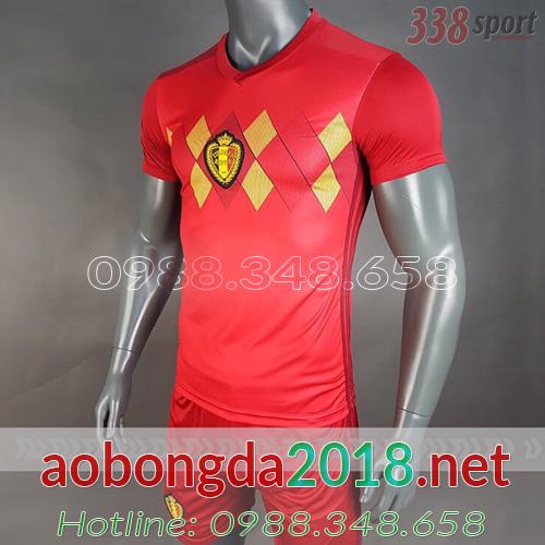 áo đội tuyển bỉ wordcup 2018