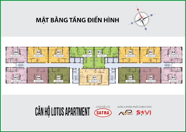 Can hộ Lotus Apartment