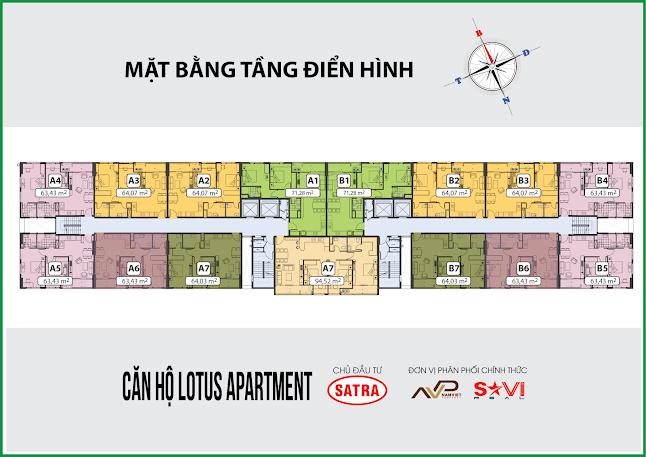 Can hộ Lotus Apartment