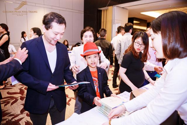 Khách hàng quan tâm dự án Golden Peak Nha Trang