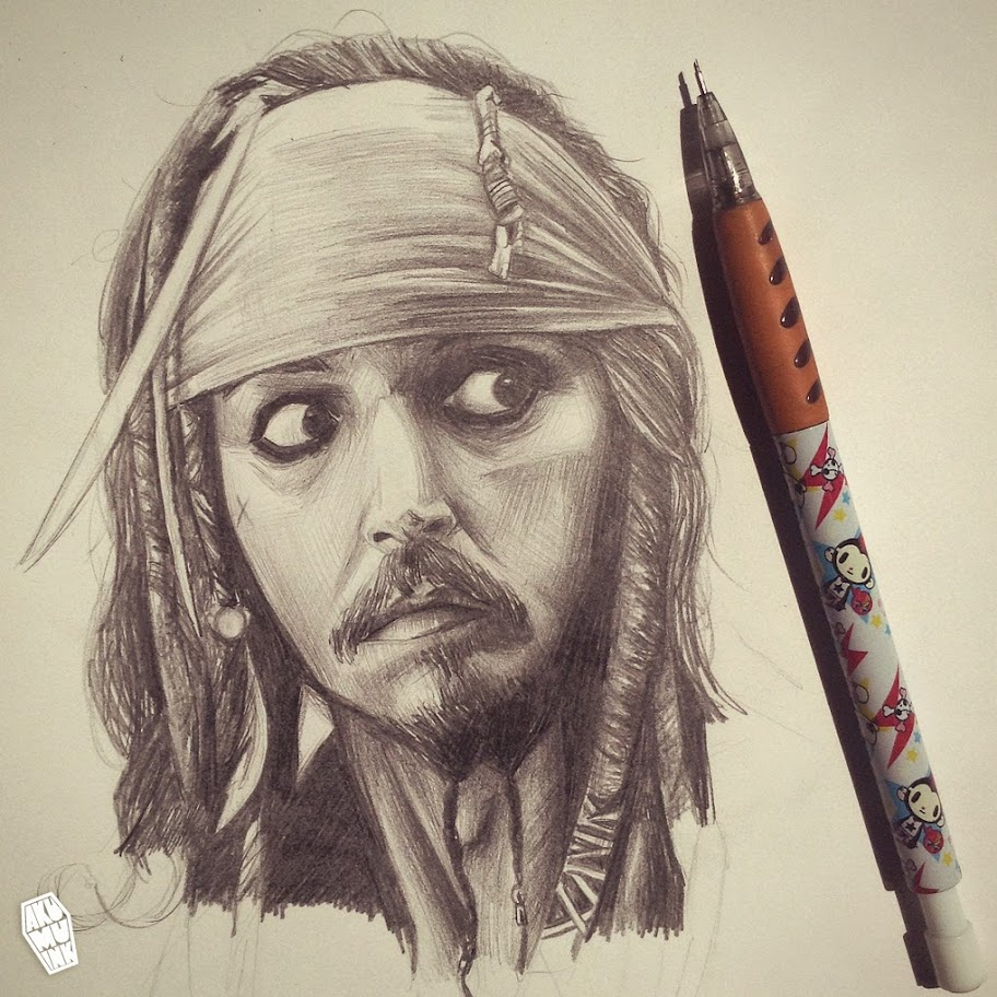 jack sparrow, captain jack sparrow, jack sparrow art, pirate art, captain jack art, johnny depp art, johnny depp portrait, johnny depp character, captain jack sparrow portrait, pirates of carribean art, pirate carribean fanart