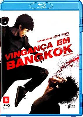 Filme Poster Vingança em Bangkok BDRip XviD Dual Audio & RMVB Dublado