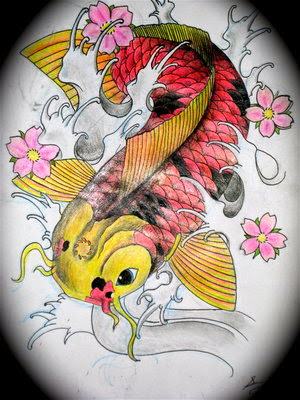 Fish Tattoos
