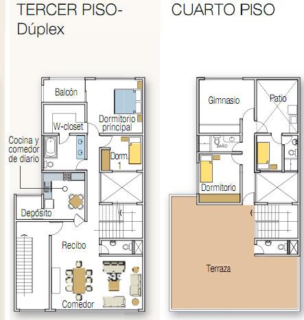 Planos de casas gratis y departamentos en venta planos de for Planos de casas 200m2