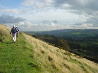 Nearing the Dipping Stones