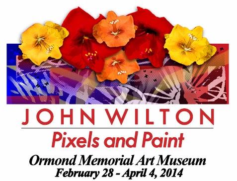 Pixels and Paint, John Wilton