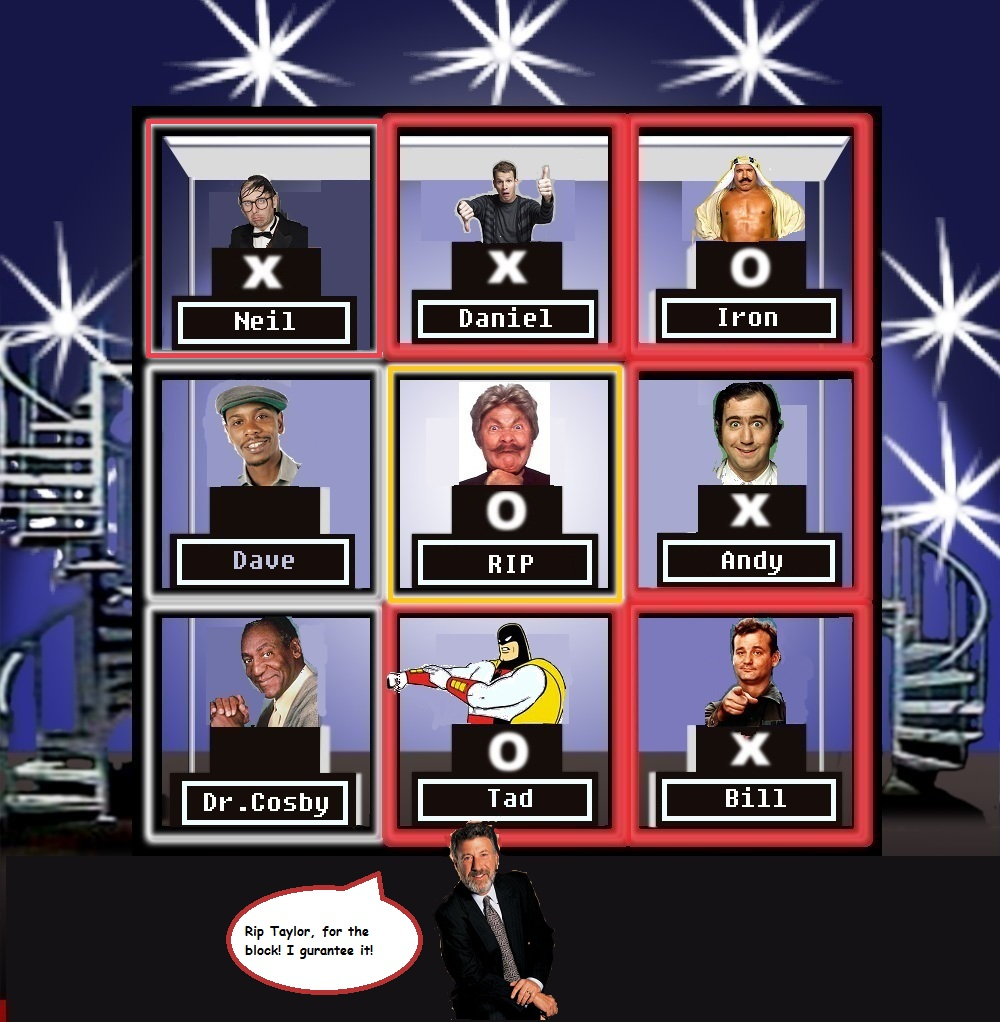 hollywood squares powerpoint template images - templates example, Powerpoint templates