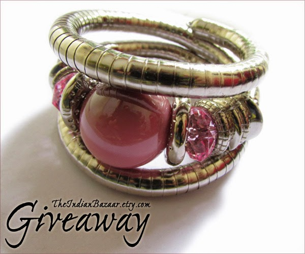 Giveaway by The Indian Bazaar