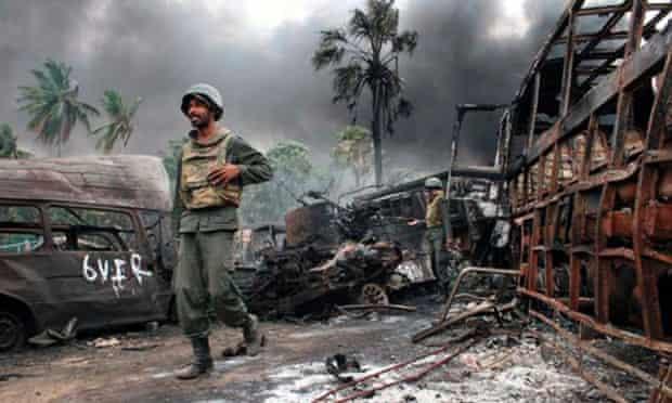 UN calls for Sri Lanka war crimes court to investigate atrocities   Sri  Lanka   The Guardian