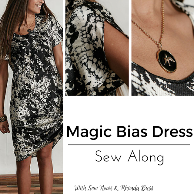 Magic Bias Dress Sew Along: Week 4 Finishing Details