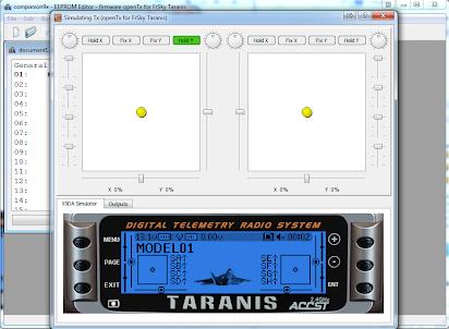 en] OpenTX for FrSky Taranis