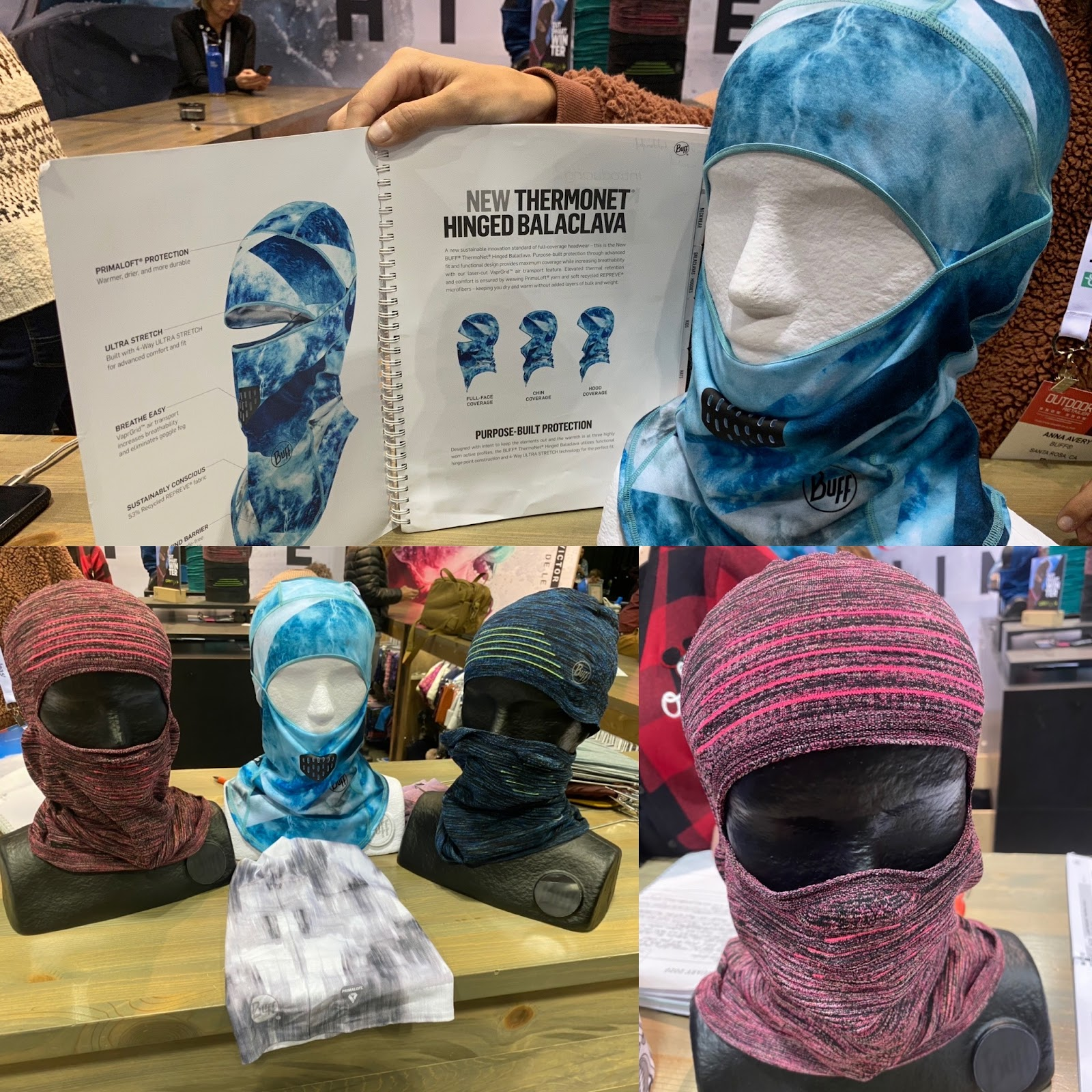 compromiso Leia concepto  Road Trail Run: Review: Every Season, All Conditions BUFF has got you  Covered!