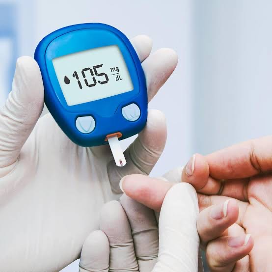 Instrument to check blood and sugar levels