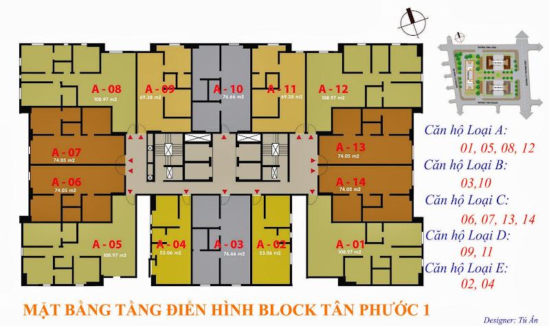mat bang tang chung cu tan phuoc