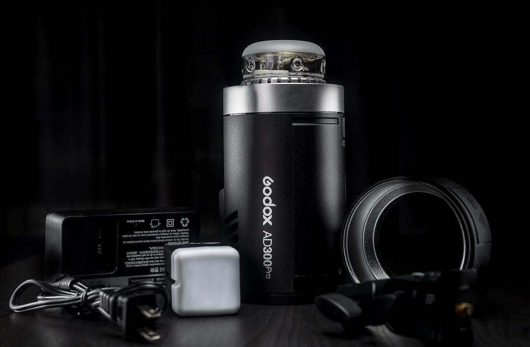 Product shot Godox AD300 Pro