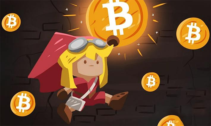 Bitcoin Games on Android