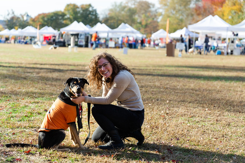PAWS Mutt Strut. Image: PAWS