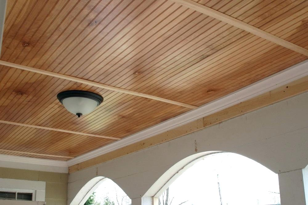 Issues With Traditional Cedar Beadboard