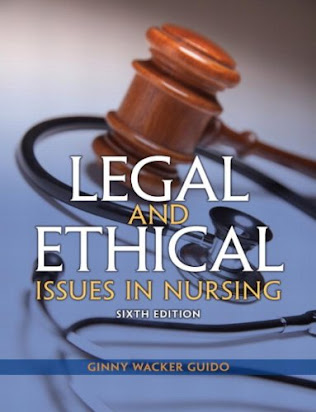 G381 Book Pdf Ebook Legal And Ethical Issues In Nursing 6th