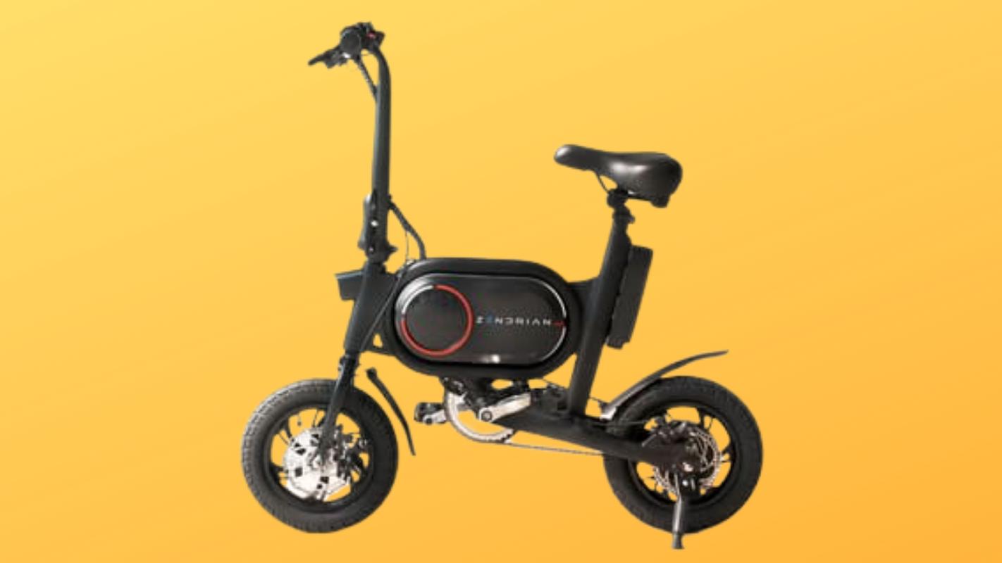 9. จักรยานไฟฟ้า ZYU-2 Smart Electric Bike by Zendrian