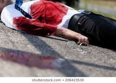 Car Accident Blood Images, Stock Photos & Vectors   Shutterstock
