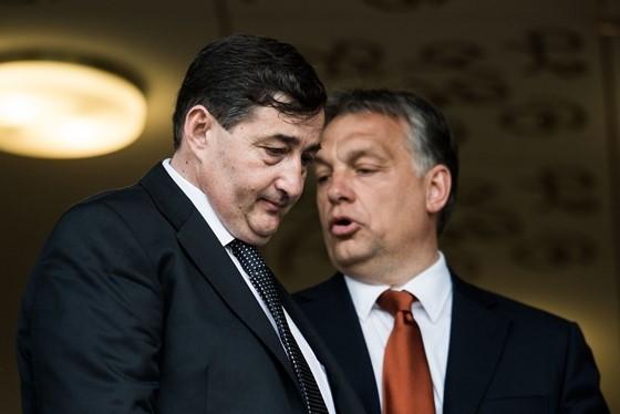 «Улюблений бізнесмен» Віктора Орбана Лорінц Месарож