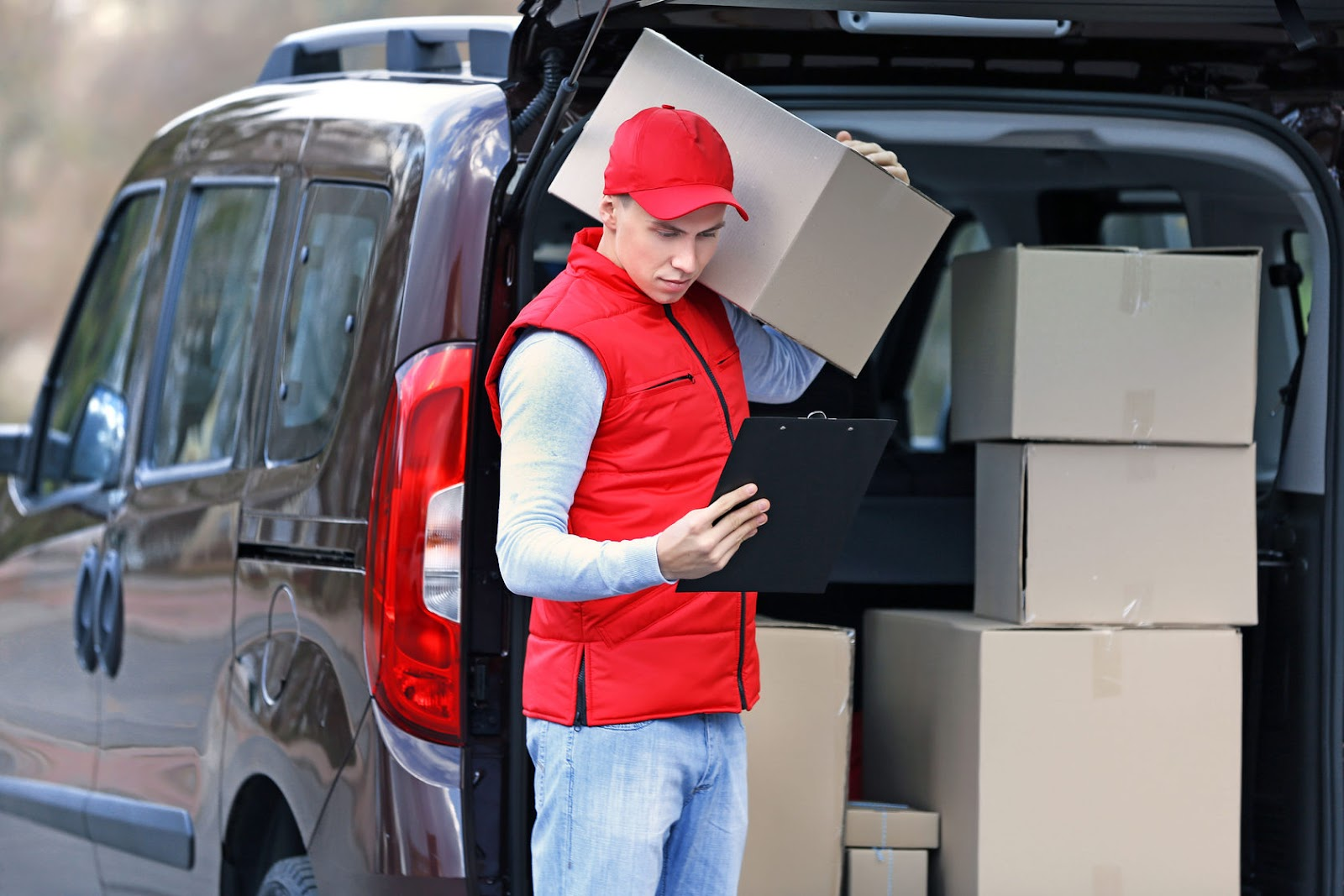 доставка товаров для интернет магазинов