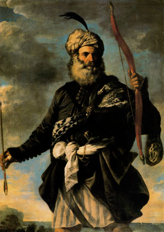 A Barbary pirate, Pier