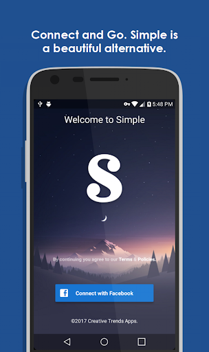 Simple Social Pro – Vignette de la capture d'écran