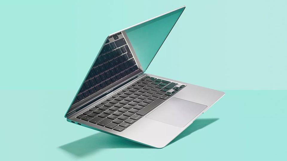 MacBook Air 2020 thiết kế