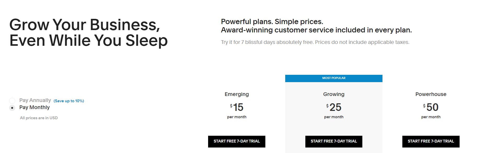 acuity scheduling pricing