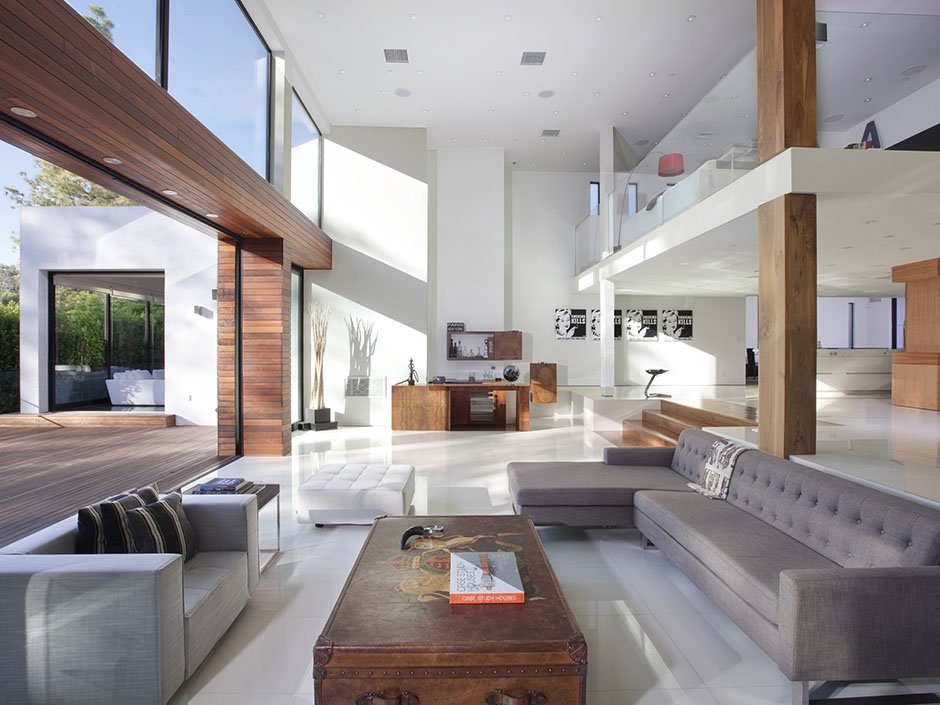 Dosis arquitectura: diseño impecable: casa contemporánea en ...