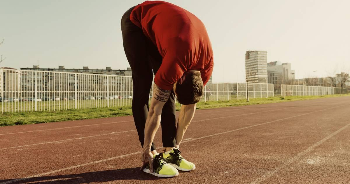 athletetoetouch.jpg  Be More Flexible