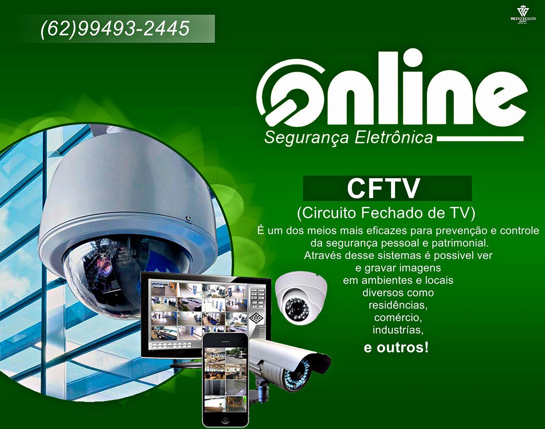 Circuito Fechado De Tv Preço : C meras de segurança em goi nia cameras de segurança
