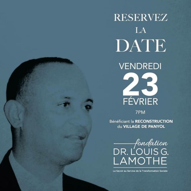 2ND ANNUAL DR. LOUIS G. LAMOTHE FOUNDATION EVENT A SMASH