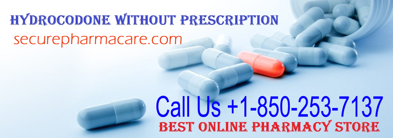 Buy Hydrocodone online no prescription