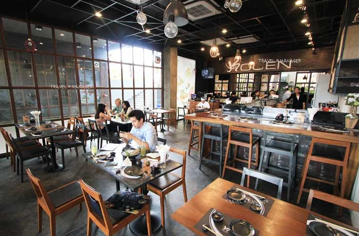 1. Kouen Sushi Bar
