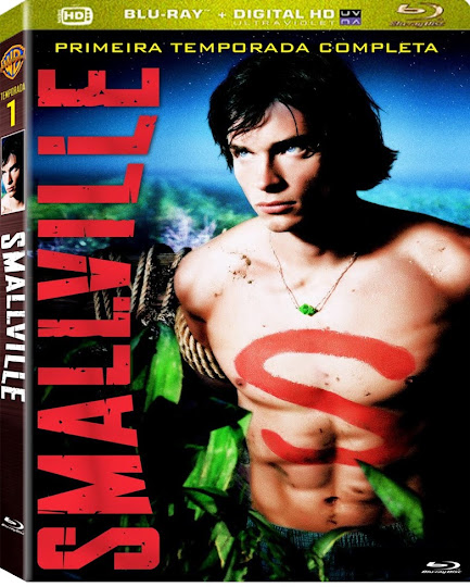 Smallville 1ª Temporada (2001) BDRip Bluray 720p Dublado torrent