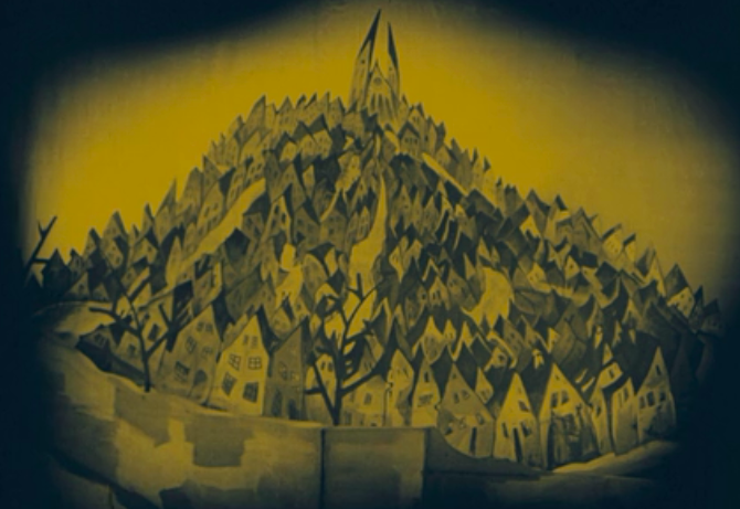 Film Appreciation: The Cabinet Of Dr. Caligari