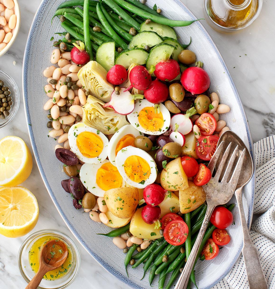 Nicoise Salad Recipe - Love and Lemons