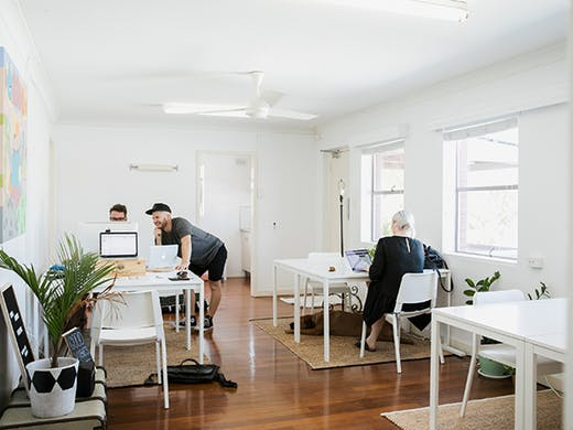 Common Collective Coworking Space in Sunshine Coast