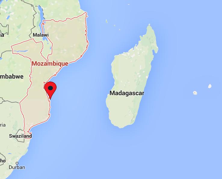 Vilankulo, Paluma Sandbank, Mozambique