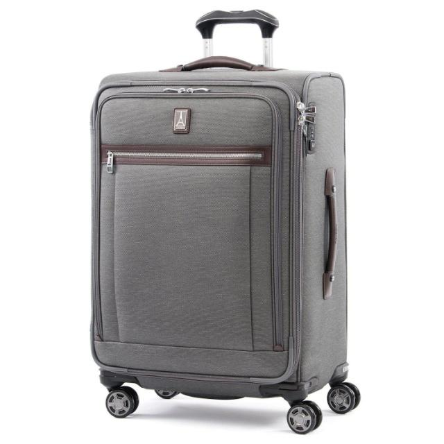 "Travelpro Platinum Elite 25"" Expandable Spinner – Luggage Pros"
