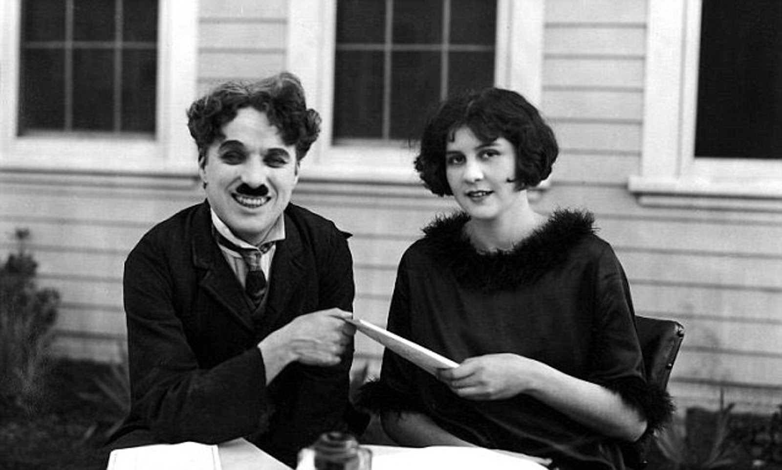 Description: Image result for charlie chaplin wife