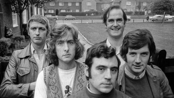 Unreleased Monty Python Fare to Get Airing for 50th Anniversary - Variety