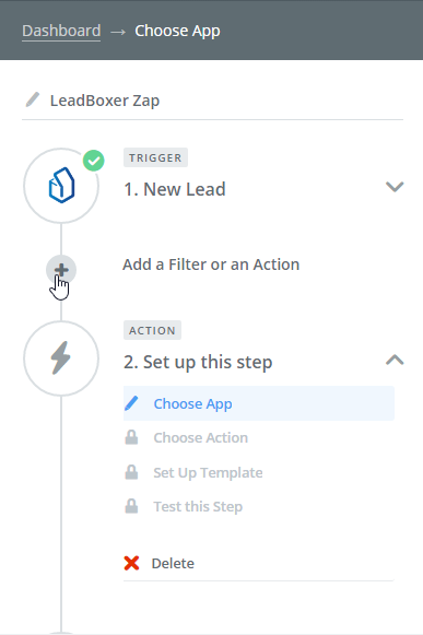 How to Get Started with LeadBoxer on Zapier - LeadBoxer