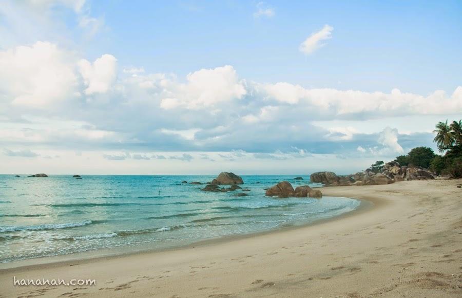 Langit Terbelah di Tanjung Layang