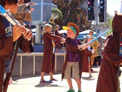 Tomorrowland Terrace at Disneyland