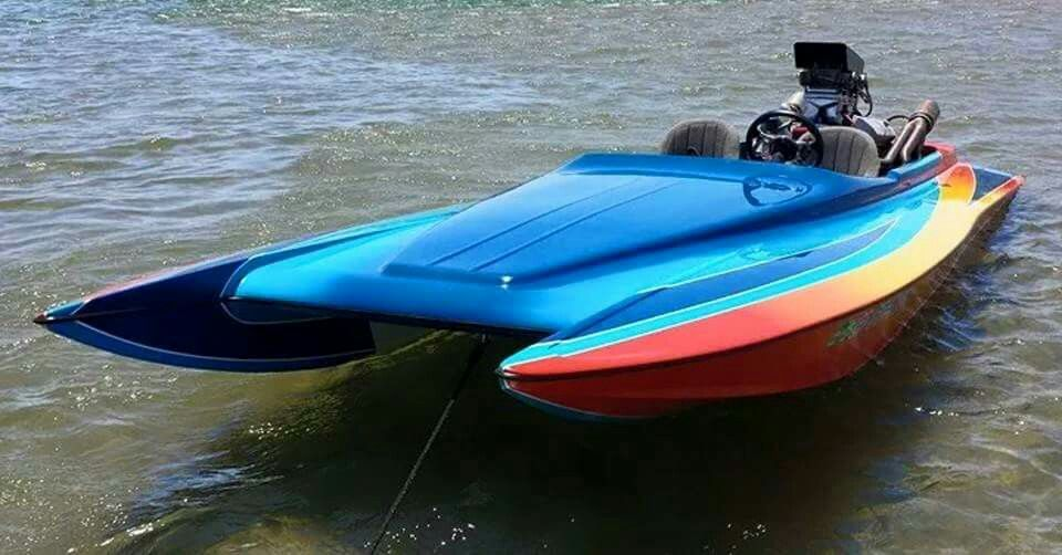 3 Custom Colors Paint For Boat